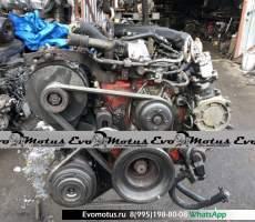 Контрактный б/у двигатель W04D HINO RANGER (хино рейнжер)