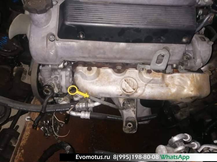 Двигатель H27A на SUZUKI GRAND ESCUDO TX92 (сузуки гранд эскудо)