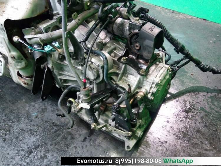 АКПП RE4F04B FT44 на QR20-DE NISSAN  XTRAIL T30 (Ниссан Х-Трейл)