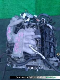 двигатель  VQ35DE на NISSAN PRESAGE PU31 (Ниссан Пресаж)