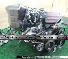 двигатель 4A-GE на TOYOTA COROLLA LEVIN AE101 (тойота королла левин) BLACK TOP