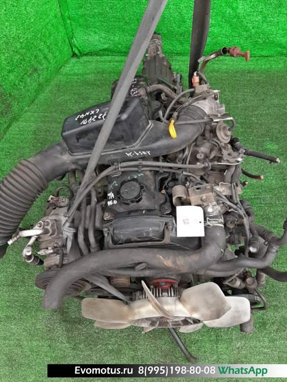 двигатель 5L на TOYOTA HIACE (тойота хайс)