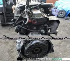 Контрактный б/у двигатель W04D HINO DUTRO (хино дутро)