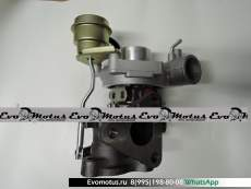 Турбина  на 4M40 MITSUBISHI  CHALLENGER K97W (Мицубиси Челленджер )  49135-03101