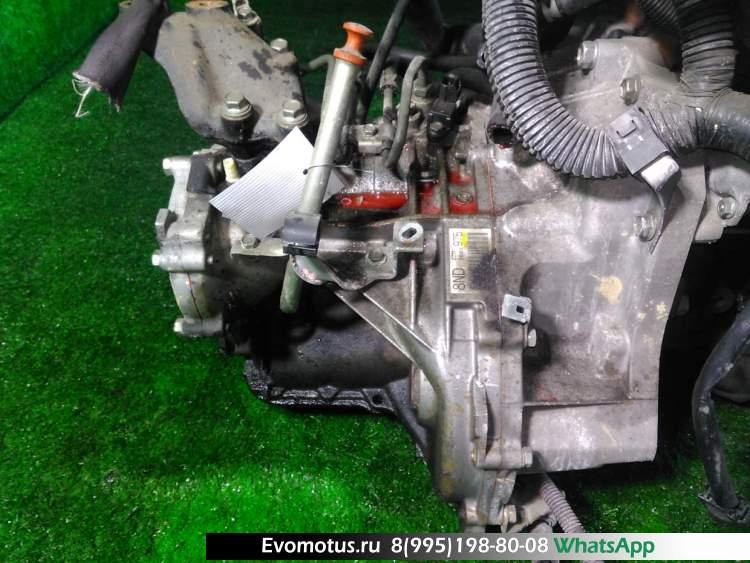 акпп C3481 на 3SZ-VE TOYOTA  PASSO SETTE M502E (Тойота Пассо Сетте)