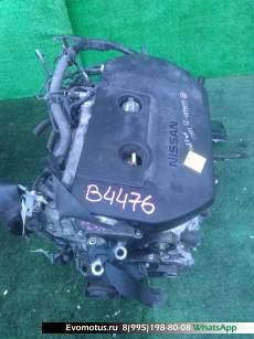 двигатель  LF-VDS на NISSAN LAFESTA CWEFWN (Ниссан Лаурель)