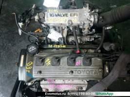 Двигатель 5E-FE TOYOTA CORSA EL45 (Тойота Корса )