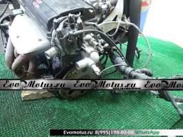 двигатель 4AGE на TOYOTA COROLLA AE101 (тойота королла) BLACK TOP