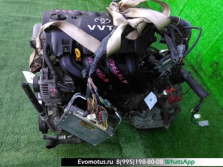 двигатель 1NZFE на TOYOTA COROLLA FIELDER NZE121 (тойота королла филдер)