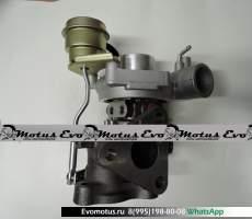 Турбина  на 4M40 MITSUBISHI  CHALLENGER K97WG (Мицубиси Челленджер )  49135-03101