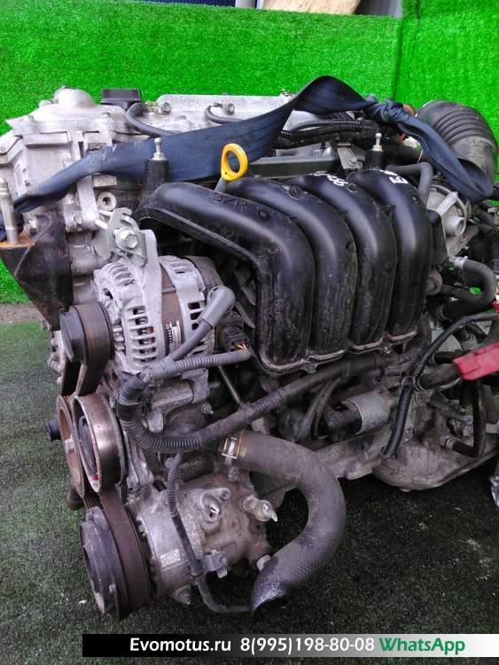 двигатель на 3ZR-FE TOYOTA  VOXY ZRR75;ZRR70 (Тойота Вокси)
