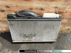 Радиатор двигателя  2jz TOYOTA PROGRES JCG11  (Тойота Прогрес)