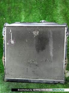 Радиатор двигателя   TOYOTA PRADO KZJ95  (Тойота Прадо)