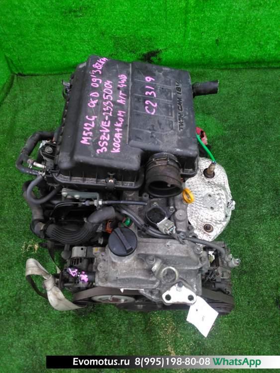 двигатель на 3SZ-VE TOYOTA  PASSO SETTE M512E (Тойота Пассо Сетте)