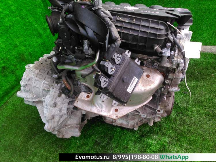 двигатель  MR20DE на NISSAN BLUEBIRD SYLPHY G11 (Ниссан Блюберд)