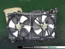 радиатор двигателя  ga15de NISSAN SUNNY b14 (Ниссан Санни)