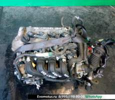 Двигатель  1NZ-FE TOYOTA FIELDER NZE141  (Тойота Филдер)