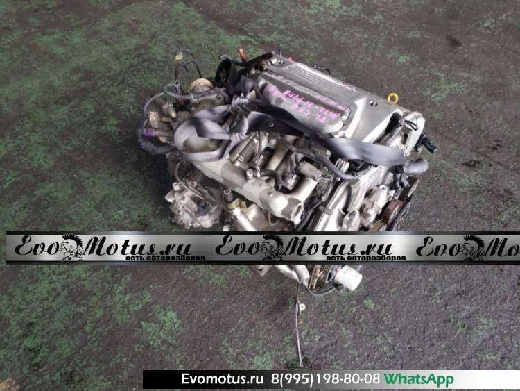 двигатель VQ25 DE на NISSAN CEFIRO A32, PA32, WPA32  (ниссан цефиро)