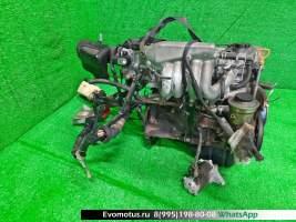 двигатель 5AFE на TOYOTA CARINA AT192 (тойота карина )