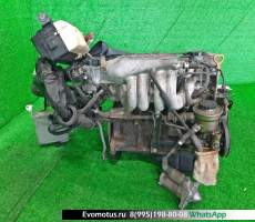 Двигатель 4A-FE TOYOTA COROLLA AE111 (тойота корола )