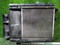 Радиатор двигателя  3SZ-VE TOYOTA PASSO SETTE M502E  (Тойота Пассо Сетте)