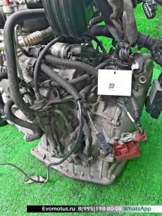 АКПП A248F02A на 1AZ-FSE TOYOTA AVENSIS AZT255 (Тойота Авенсис)