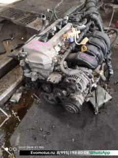 Двигатель 1ZZ TOYOTACALDINA ZZT241 (Тойота Калдина)