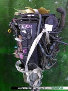 двигатель  на KA20DE NISSAN  CARAVAN VPE25 (Ниссан Караван)