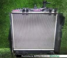 радиатор двигателя 3A90 на MITSUBISHI MIRAGE A05A  (Мицубиси Мираж)