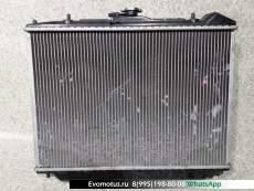 Радиатор основной Isuzu Wizard UES25FW 6VD1  на 6VD1 ISUZU  WIZARD UES25FW (Исузу Визард)