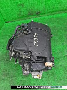 Двигатель 1KR-FE TOYOTA PASSO KGC10 (Тойота Пассо)