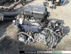 Двигатель 3SZ VE TOYOTA BB qnc21 (Тойота Бб)