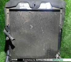 радиатор двигателя 4M40 на MITSUBISHI CANTER FD501  (Мицубиси Кантер)