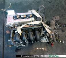 Двигатель  1ZZ-FE TOYOTA SPACIO ZZE124  (Тойота Спасио)