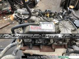 двигатель 3CE на TOYOTA COROLLA FIELDER CE121 (тойота королла филдер)