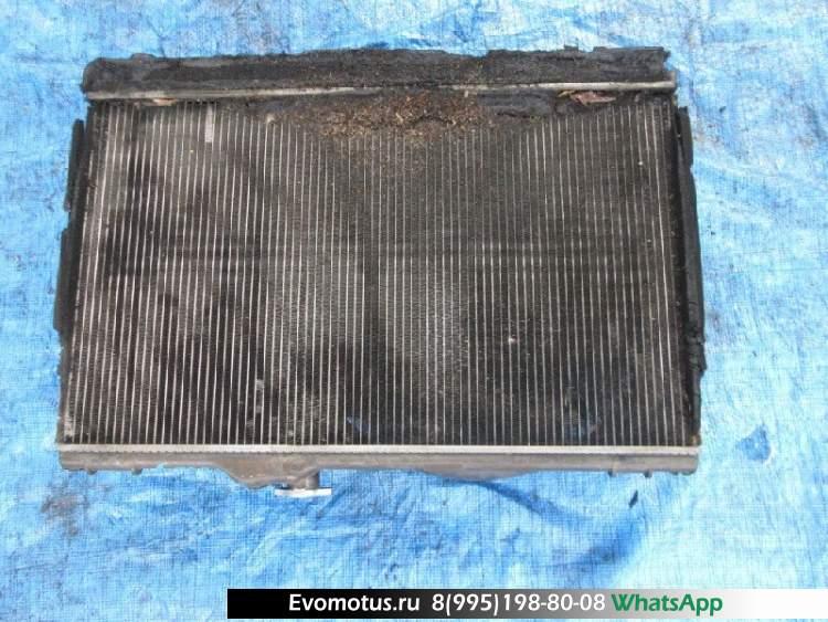 Радиатор двигателя  1JZ TOYOTA CROWN JZS153  (Тойота Краун )