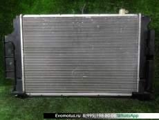 Радиатор двигателя  1NZ-FXE TOYOTA AQUA NHP10  (Тойота Аква)