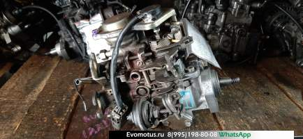 Тнвд TD27T  NISSAN CARAVAN E24 (Ниссан Караван) механический