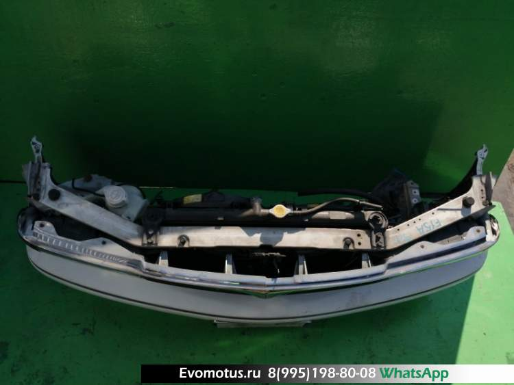Ноускат  на  MITSUBISHI  DIAMANTE F15A (Мицубиси Диамант) белый