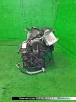 двигатель на HONDA EDIX BE1 D17A