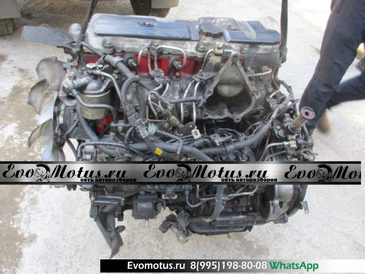 Двигатель J05C TOYOTA DYNA XZU421 (Тойота Дюна)