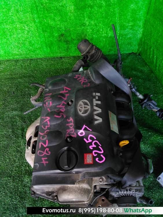 двигатель на 1NZ-FE TOYOTA  WILL VS NZE127 (Тойота Вилл вс)
