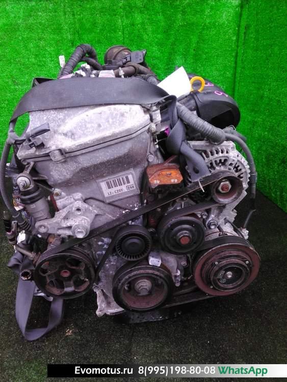 двигатель на 1ZZ-FE TOYOTA  CALDINA ZZT241 (Тойота Калдина)