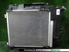 Радиатор двигателя  1KR-FE TOYOTA IQ KGJ10  (Тойота Айкью)