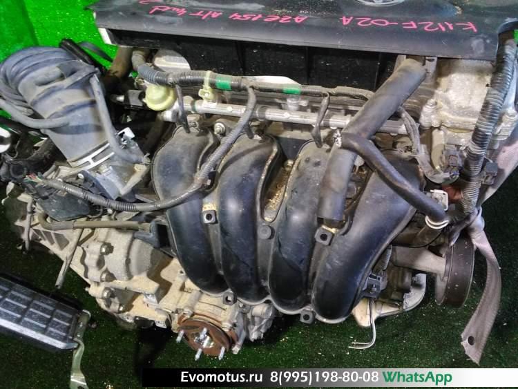 двигатель на 2AZ-FE TOYOTA  BLADE AZE154 (Тойота Блейд)