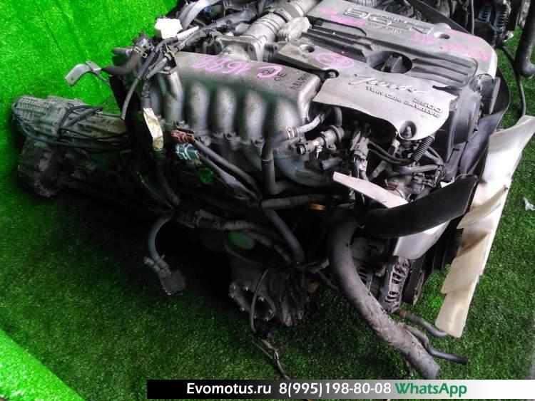 двигатель  RB25DET на NISSAN GLORIA ENY34 (Ниссан Глория)