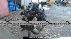 двигатель  4JB1 на ISUZU ELF NHR55E  ( исузу эльф)