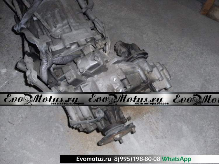 АКПП UM701 на R2 MAZDA BONGO SS28M (Мазда Бонго)