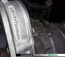 МКПП TY755VB4BA на EJ205 SUBARU FORESTER SG5 (субару форестер)