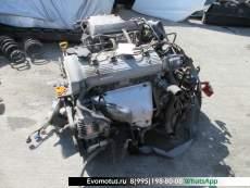Двигатель 4AFE TOYOTA CARIB AE111 (Тойота Кариб)